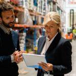 Mit einer Inhaltsversicherung lässt sich das Firmeninventar gegen alle gängigen Gefahren versichern